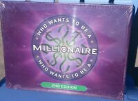Who wants to be a Millionaire Board game New sealed in box