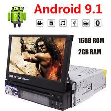 "7"" Android 9.1 Single 1Din Car GPS Navigation Stereo Radio MP5 Player Wifi 3G/4G"