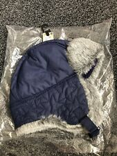 Next Brand New boys Warm winter hat Aged 3-4 Years With Strap