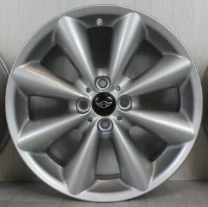 """REFURBISHED Single 17"""" Mini F56 R121 Conical spoke wheel P/N:6791945 (1028)"""