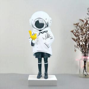 Deep Sea Diver Statue Banksy Resin Luxury Sculpture Home Decor Christmas Gift