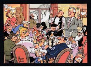 Belgien  Block 86  Comics    ** (mnh)