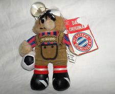 FC Bayern München - Bazi mit Lederhose und Saugnapf,ca.16 cm--Neu,OVP,Lizenz,RAR