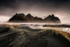 Landscape Black Art