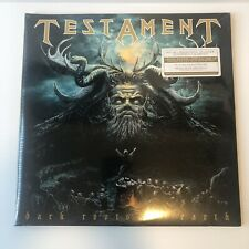 Testament-Dark Roots Of Earth-Limited Ed. Vinyl Factory Sealed + Free Shipping