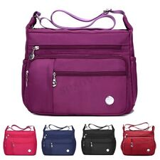 Outdoor Women Waterproof Shoulder Bag Sports Crossbody Messenger Travel  * **