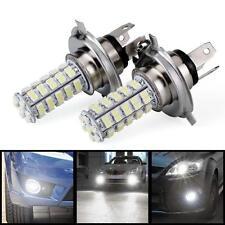 H4 3528 68-SMD LED 6500K 310-Lumen White Fog Light Bulb Headlight Car Hot IR