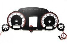Audi A4 B6 B7 glow gauges glow gauges dials plasma dials kit tacho glow dash shi