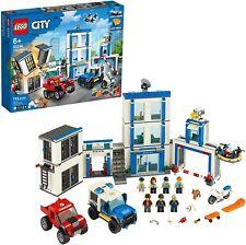 Lego City Police Station (60246) Building Set 743 Pcs