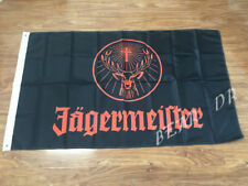 JAGERMEISTER FLAG 3x5FT 90x150CM TWO GROMMETS