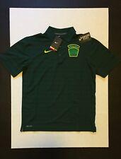 Nike Oregon Ducks Dri-Fit Green Camo Future 33 Limited Polo Shirt Mens Size M