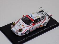 1/43 Spark Porsche 911 GT3 RSR Car #82  2nd LMGT2 2006 24 Hours of LeMans  S0971