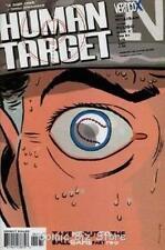 HUMAN TARGET #5 (2004) 1ST PRINTING VERTIGO COMICS