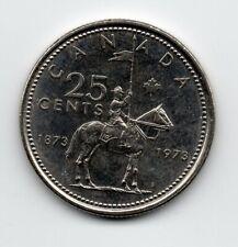 Canada - 25 Cent 1973