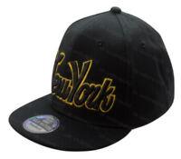 Boys Girls New York Ny Snapback Baseball Cap Childrens Summer Peak Hat