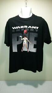 Warrant Cherry Pie 1990-91 Concert T Shirt