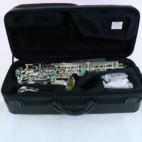 Selmer Model SAS280RS 'La Voix' Alto Saxophone in Silver Lacquer MINT CONDITION