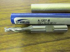 "MELIN M42 Cobalt  7/32"" x 3/8"" 2 Flute SE End Mill"