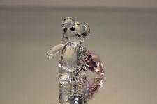 Swarowski Kris Bear With You Crystal Figure Heart Mint in Box 905386 9400 NR 149
