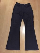 OASIS LADIES CHARCOAL GREY TROUSERS SIZE 8 VGC LOW POSTAGE COSTA
