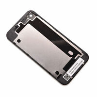 Genuine Glass Battery Back-Cover Door Replacement For iPhone 4 A1332 White White
