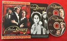 Madame Bovary (DVD, 1975, 2-Disc Set) The Complete BBC Miniseries + Slip Case!