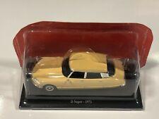 ATLAS UNIVERSAL HOBBIES NOREV Citroën DS D Super 1971 1/43 Voiture Miniature
