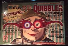Wizarding World of Harry Potter 3-D The Quibbler Tabloid Cover with Glasses