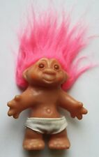 Troll doll 1986 Dam pink hair panties