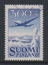Finnland - 1950, 300m Luft Briefmarke - F/U - Sg 488 (Ein )