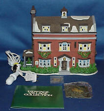 Dept 56 Dickens Village Gad'S Hill Place 6th Edition 1997 #57535 W/Box Must See