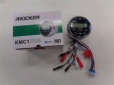 KICKER KMC1 AM / FM / USB MEDIA CENTER MARINE BOAT