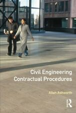 Civil Engineering Contractual Procedures by Ashworth, Allan Paperback Book The