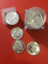 1965 Kennedy  Roll 40% Silver Uncirculated  20 Coins
