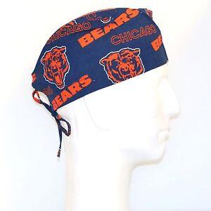 NFL Chicago Bears Scrub Hat
