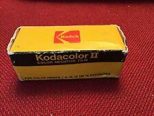 VINTAGE KODAK KODACOLOR II  120 FILM