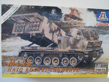 MLRS Raketenwerfer   1:35  Italeri 267  (Dragon)     Bitte lesen!!!