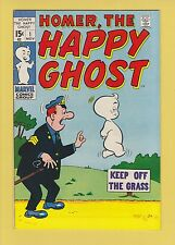 HOMER, THE HAPPY GHOST # 1, 2, 3, 4 (1970) ** SCARCE~HIGH GRADE COMPLETE SET **