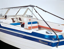 Boat Cover Support Pole System with straps Stops Water Pooling for 9oz boat cove