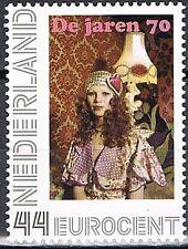 Nederland 2563-Ac-14 Nostalgie in postzegels de jaren 70 Psychedelisch - Hippie
