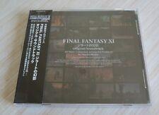 CD OST ORIGINAL SOUNDTRACK FINAL FANTASY XI 19 TITRES NAOSHI MIZUTA JAPAN NEUF