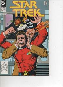 STAR TREK 9 DATED JUNE 1990 GREAT STORIES FROM THE CLASSIC TV SHOW MINT