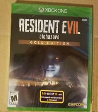 Resident Evil 7 Biohazard Gold Edition (Xbox One Game) Brand NEW Sealed