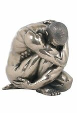 7 Inch Nude Sexy Male Statue Collectible Erotic Naked Man Sculpture Figure