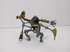 2004 Playmates Teenage Mutant Ninja Turtles Baxter Stockman Action Figure INCOMP