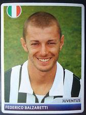 Panini 364 Federico Balzaretti Juventus Turin UEFA CL 2006/07