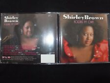 CD SHIRLEY BROWN / HOLDING MY OWN /