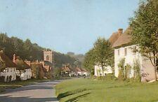 Milton Abbey - Dorset 1964 Postcard. Houses, Church KMIL 108 (60280)