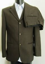 ANDERSON London WC4 uomo DRESS Vestito SUIT TG.46 in LANA 100% Giacca pantalone