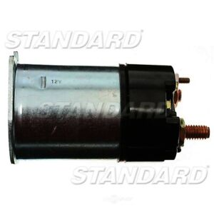 New Solenoid Standard Motor Products SS200